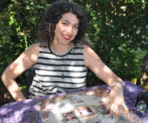 Outdoor Tarot and Lenormand Readings
