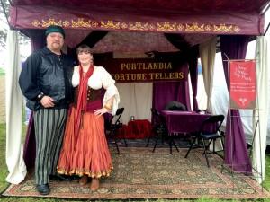 Jay & Jadzia ~ Portlandia Fortune Tellers