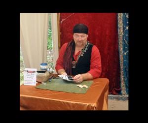 Shrewsbury Ren Faire - Rune Readings